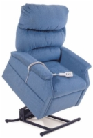 Drop Arm Convalescent Recliner (3-Position)