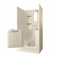 Sanctuary Small Shower Enclosure Walk-In Tub