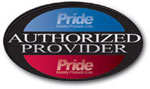 Authorized Pride Dealer