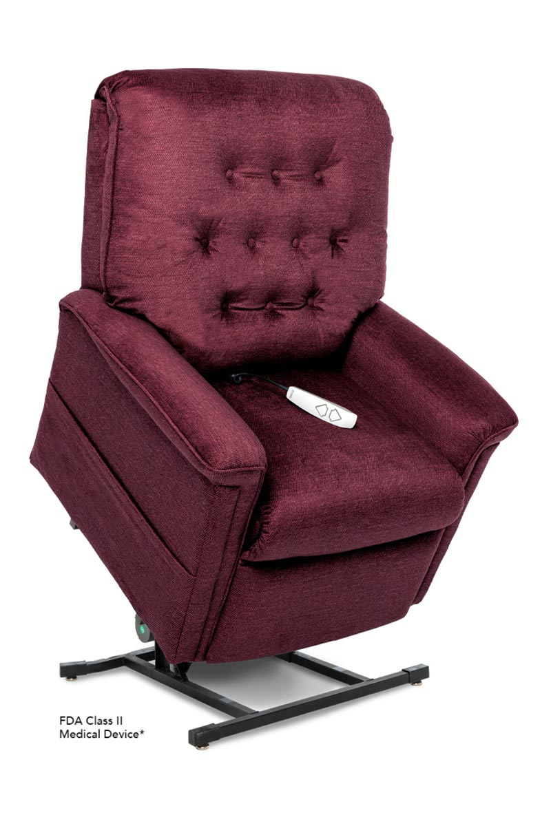 Pride Lift Chairs Model Gl 358m By Pride Mobility